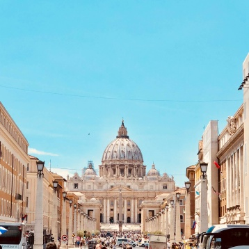 Vatican City- St. Peter's Square