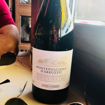 One of my favorite wines the whole trip!